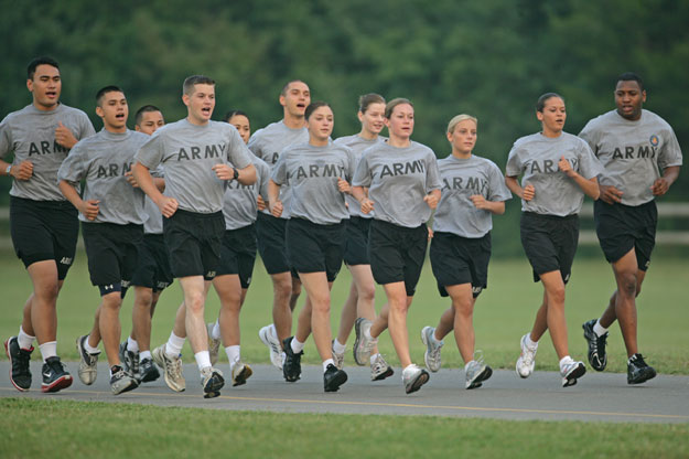 us-army-running